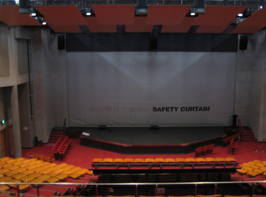 Fibershield-V-fire-curtain